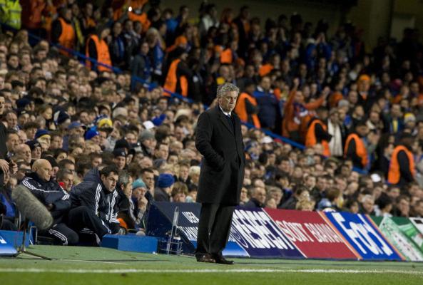 Ancelotti: Trudno znaleźć sposób na Rostów
