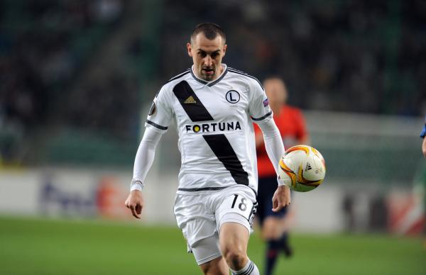 Kucharczyk i Pazdan nie zagrają z Borussią Dortmund