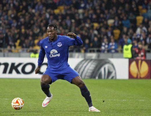 Hat-trick Lukaku dał zwycięstwo Evertonowi