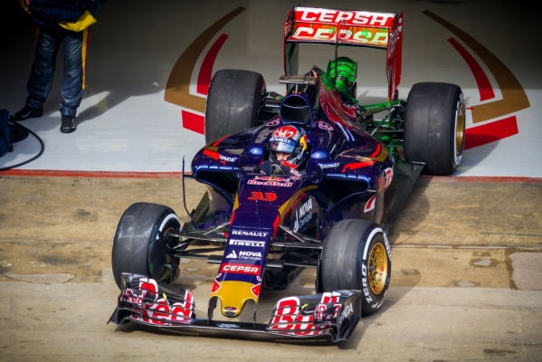 F1: Toro Rosso przed ostatnią szansą na punkty