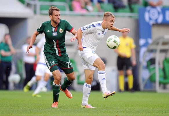 Gracz Śląska: Nikt się nie spodziewał, że będziemy przegrywać 0:2