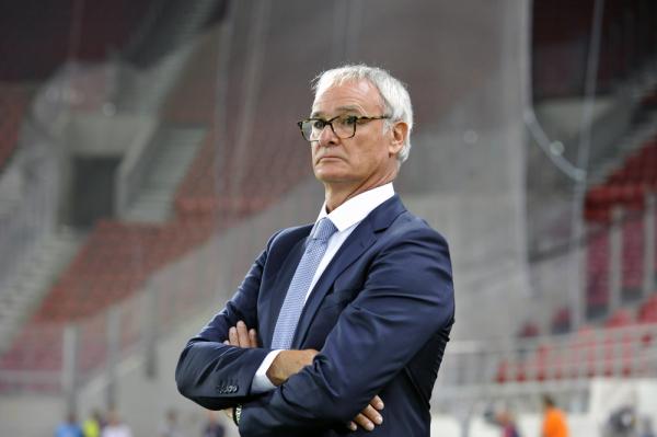 Ranieri: Wielu moich zawodników LM zna tylko z telewizji
