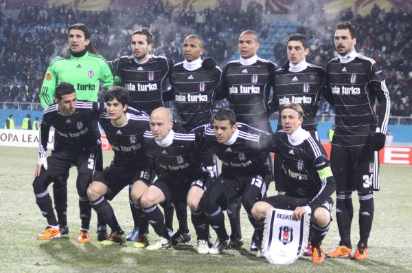 Gol w 93 minucie daje remis Besiktasowi w meczu z Benfiką