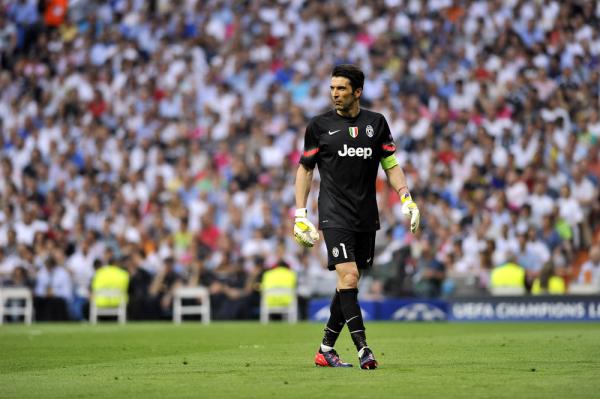 Buffon o Juventusie: Z każdym rokiem jesteśmy silniejsi