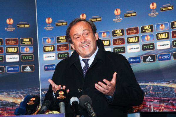 Nowy szef UEFA: Platini był dobrym prezydentem UEFA