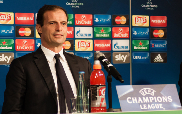 Massimiliano Allegri: Sevilla mocno się zmieniła