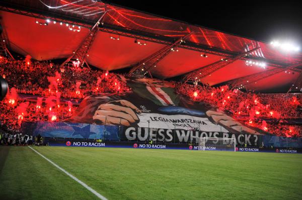 Niemiecka prasa: Radość Borusii na boisku, nienawiść Legii na trybunach