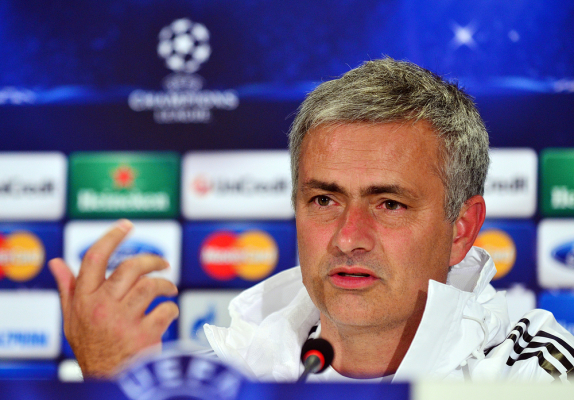 Mourinho: W rozgrywkach ligowych będzie nam trudniej