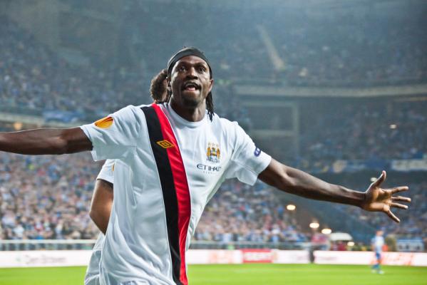 Adebayor o krok od związania się z Lyonem