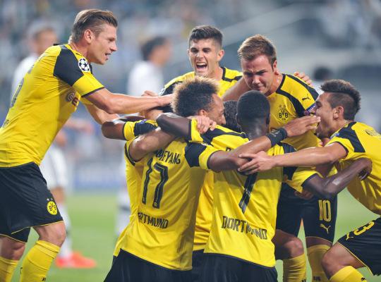 Obrońca BVB o meczu z Legią: Spisywaliśmy się na tyle dobrze, że rywalom było trudno cokolwiek zrobić