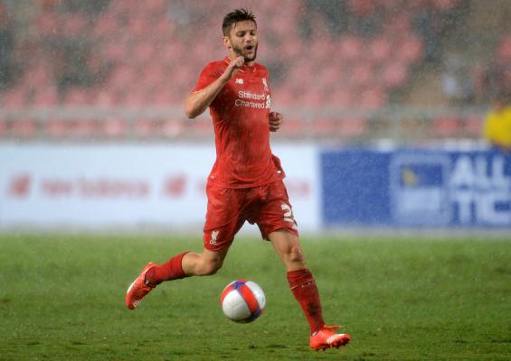Lallana: Nie mogłem doczekać się powrotu na Anfield