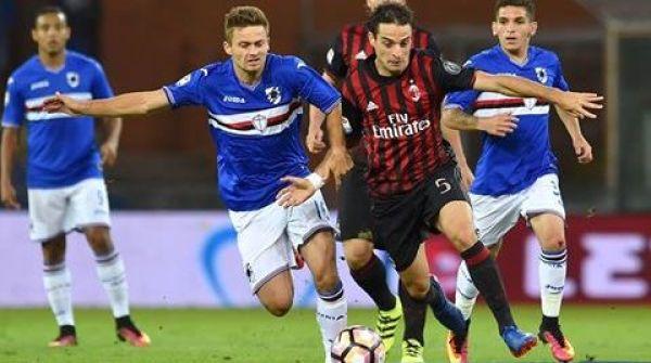 Serie A: Cały mecz Linettego i porażka z Milanem