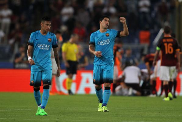 Barcelona rozgromiła na wyjeździe CD Leganes
