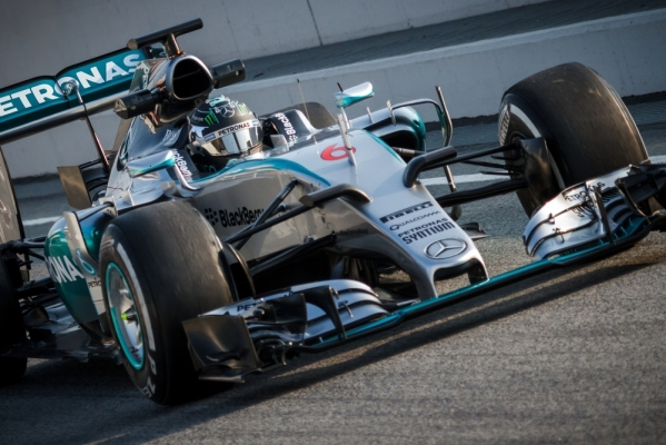 Pewna wygrana Rosberga w kwalifikacjach do GP Singapuru