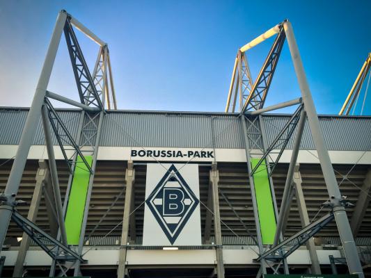 Borussia M'gladbach rozbiła Werder Brema