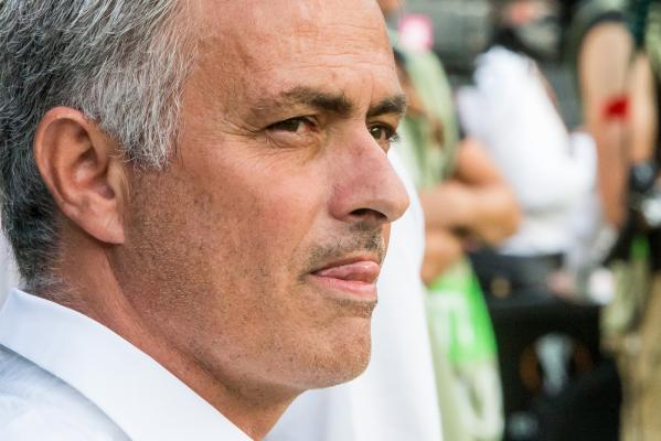 Mourinho: Nie mamy kontroli nad błędami arbitrów, a także nad tym, że rywal ma szczęście
