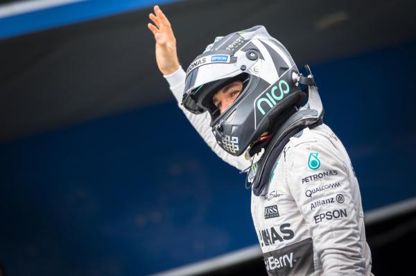 Rosberg wygrał GP Singapuru i został liderem MŚ