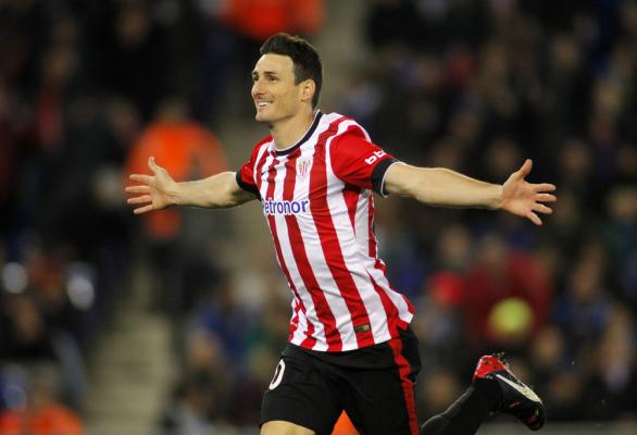 Zwycięstwo Bilbao z Valencią, dwa gole Aduriza