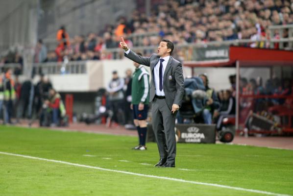 Besnik Hasi: Wciąż jestem trenerem Legii
