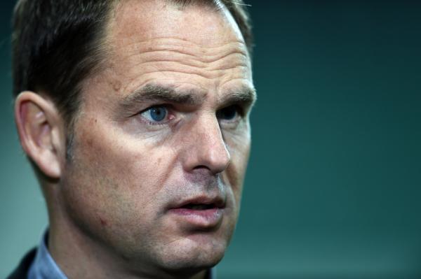 De Boer: Zwycięstwo z Juventusem doda nam pewności siebie