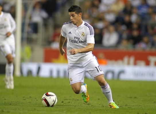 James: Nigdy nie myślałem o wyjeździe z Madrytu