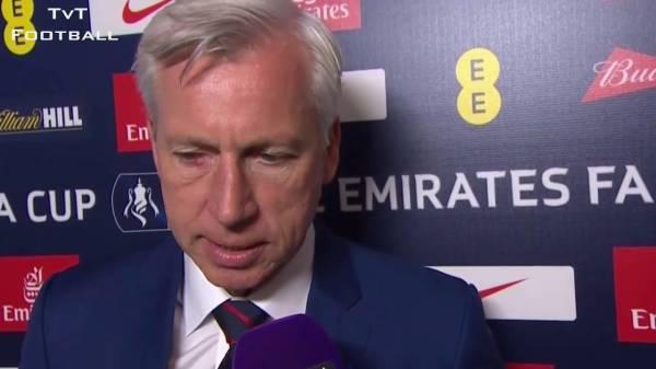 Pardew: Było widać wizję w tej drużynie