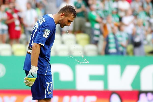 Piłkarz Lechii: Nie tak to miało wyglądać