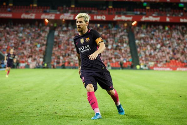 Trener Argentyny: Barcelona nie dba o Messiego