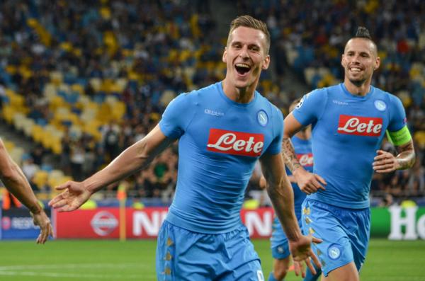 Milik chwali trenera Napoli: Sarri jest wyjątkowy