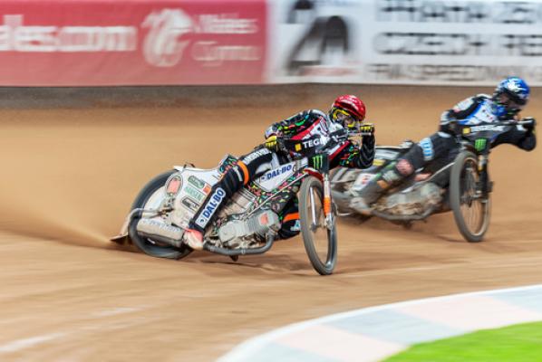 Nilsson za Jonssona w GP Skandynawii