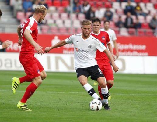 Niemcy: Kosecki i Łukasik na ławce, remis SV Sandhausen