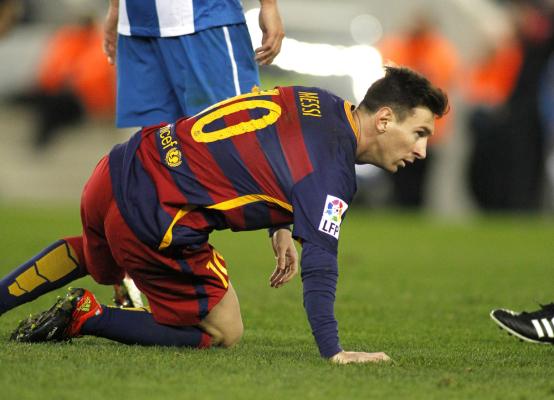 """""""Nie ma znaczenia, czy Messi gra, czy nie"""""""