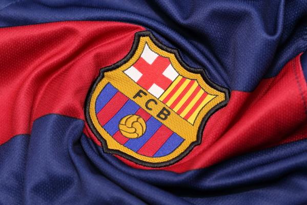 Barcelona wysoko wygrała w Gijon