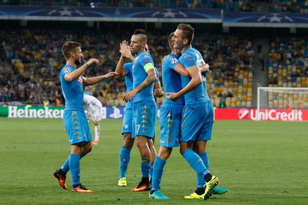 Grał Zieliński, Milik wszedł z ławki, czwarte zwycięstwo Napoli