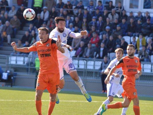 Rosja: Czwarta porażka FK Orenburg
