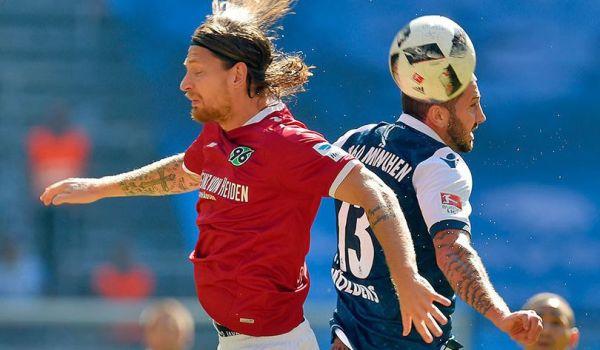 Niemcy: Niecała godzina Sobiecha, porażka TSV 1860