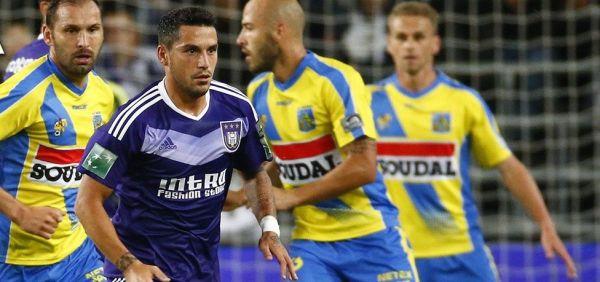 Teodorczyk bez gola, pierwsza porażka Anderlechtu