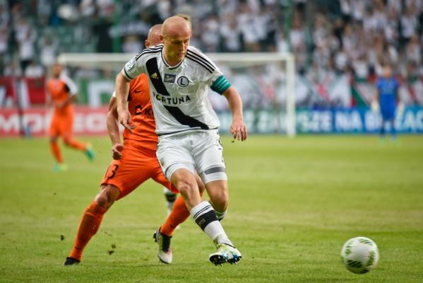 Pazdan poleciał do Portugalii. Jest szansa, że zagra ze Sportingiem