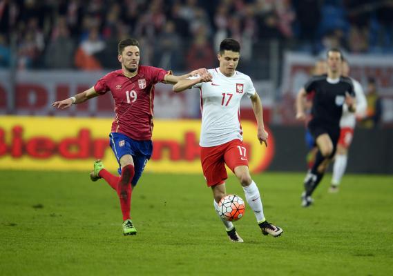 LM: Kapustka i Wasilewski z niewielkimi szansami na występ przeciwko FC Porto
