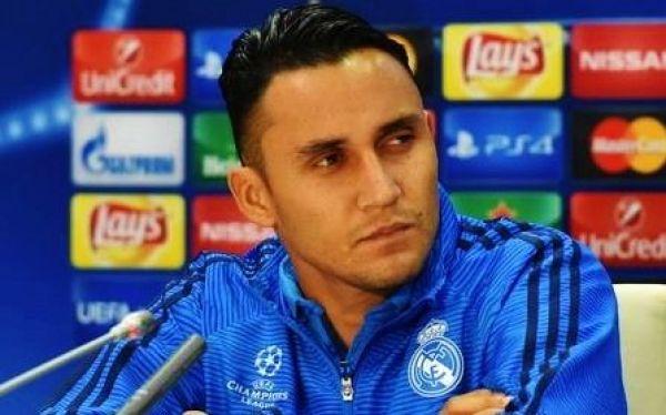 Keylor Navas wrócił między słupki Realu Madryt
