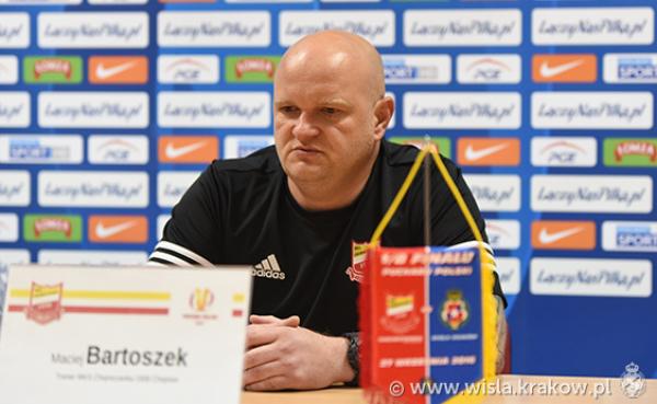 Trener Chojniczanki: Czujemy wielki niedosyt i żal