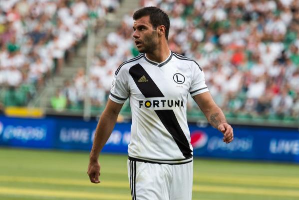 Nie było kompromitacji. Legia przegrała ze Sportingiem, ale zagrała znacznie lepiej niż z Borussią