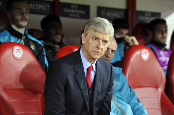 Arsene Wenger kandydatem na selekcjonera reprezentacji Anglii?