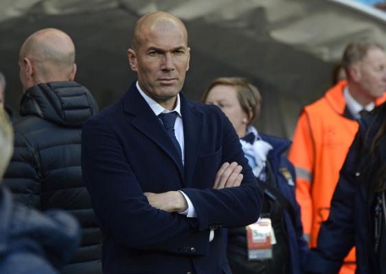 Zinedine Zidane: Jesteśmy wkurzeni