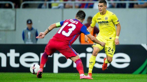 LE: Steaua zremisowała z Villarreal CF