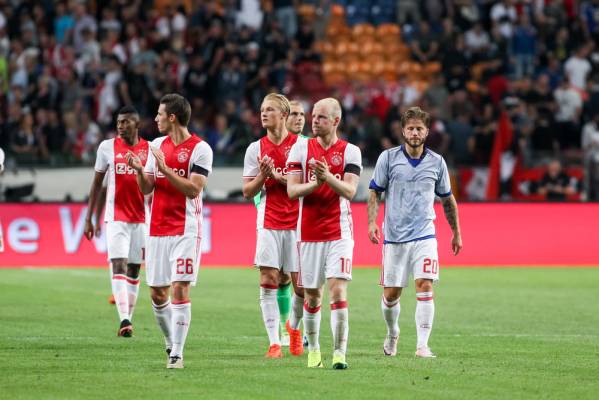 LE: Zwycięstwa Ajaksu i Celty Vigo