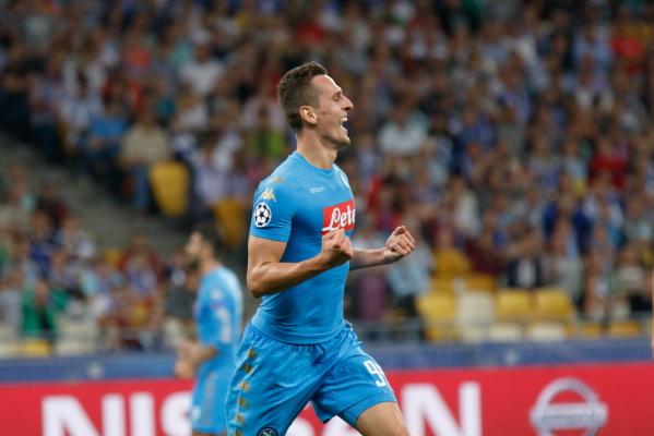 Ancelotti o Miliku: Napoli zrobiło świetny transfer