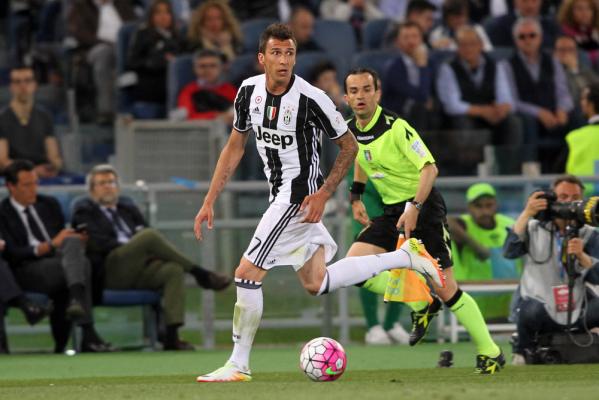 Mario Mandzukić odejdzie z Juventusu?