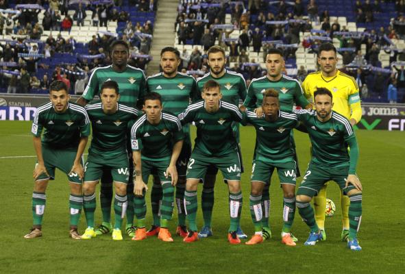 Betis przegrał w San Sebastian z Realem Sociedad