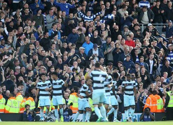 Anglia: 63 minuty Wszołka, wygrana QPR
